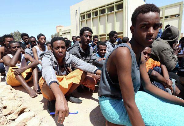 МИД Швеции: Евросоюзу необходимы дополнительные меры в сфере миграции. - Sputnik Абхазия