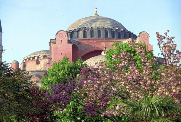 Собор Святой Софии в Стамбуле - Sputnik Абхазия