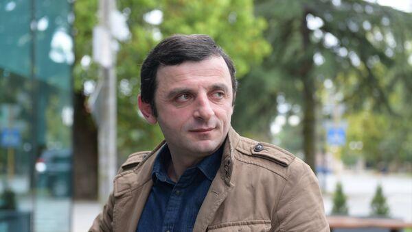 Инал Хашиг - Sputnik Абхазия