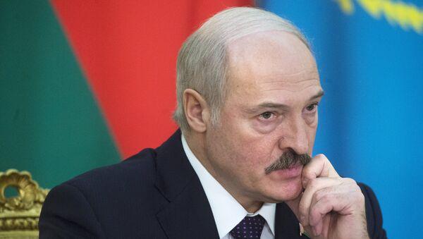 Александр Лукашенко. Архивное фото. - Sputnik Аҧсны