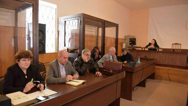 Заседание суда по делу об убийстве Климантович. Архивное фото. - Sputnik Абхазия