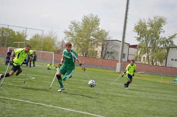 Ампутанты из Абхазии приняли участие в футбольном турнире в Грозном. - Sputnik Абхазия