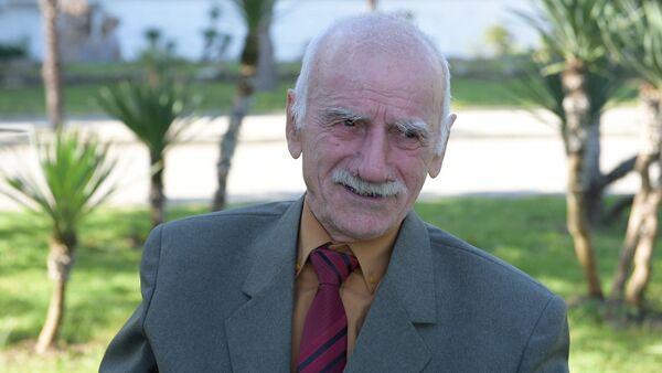 Тыловик Иван Пилия рассказал о том, как встретил новость о Победе - Sputnik Абхазия