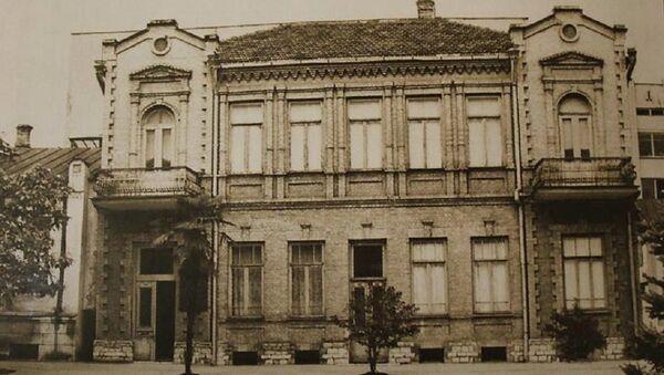 Дом Нестора Лакоба в Сухуме. Архивное фото. - Sputnik Абхазия