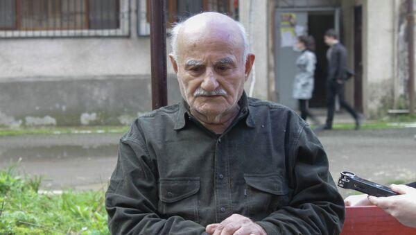 Ветеран ВОВ Никогосян Артаваз Мехакович. - Sputnik Абхазия