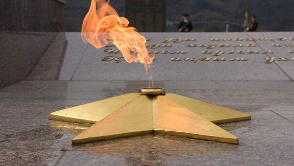 Вечный огонь. - Sputnik Абхазия
