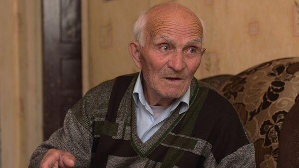 Ветеран ВОВ Мукба Василий Артемович - Sputnik Абхазия