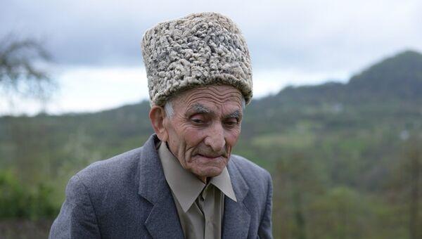 Ветеран ВОВ Капба Даратия Сулейманович - Sputnik Аҧсны