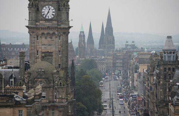 Города мира. Эдинбург - Sputnik Абхазия