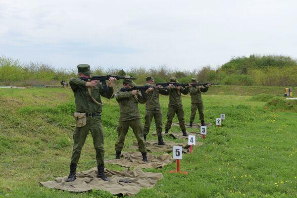 военные - Sputnik Абхазия