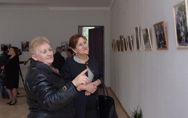 Выставка в честь 70 лет победы в ВОВ. Фото с места события. - Sputnik Абхазия