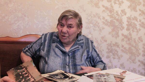 Ветеран ВОВ Дорофеева Нона Ивановна. - Sputnik Абхазия