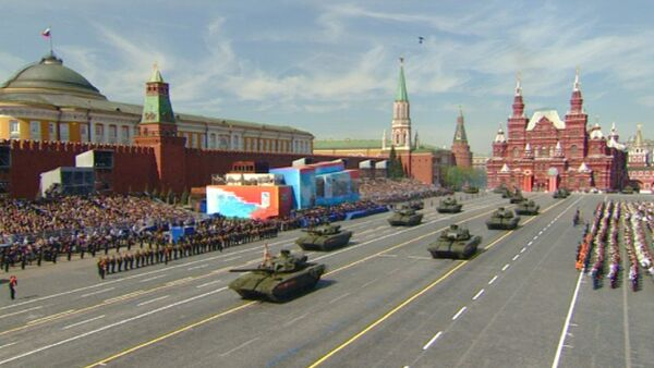 Парад Победы на Красной площади в Москве. Видеотрансляция - Sputnik Абхазия