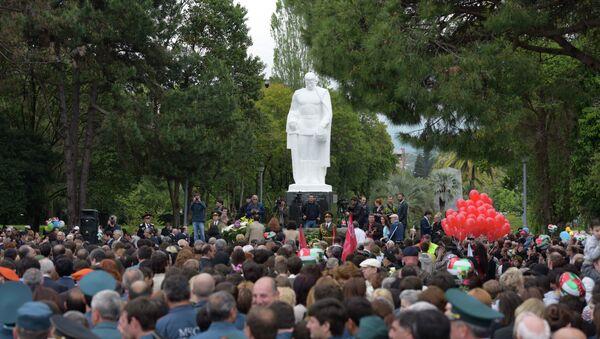 9 мая - Sputnik Абхазия