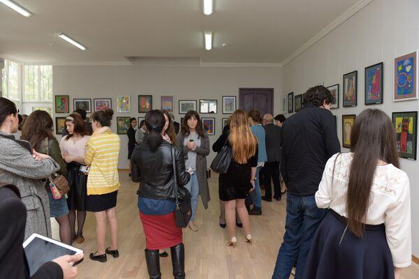 Работы семи кабардинских художников останутся после выставки в Абхазии - Sputnik Абхазия