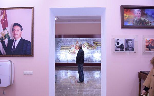 Музей Боевой Славы. Архивное фото. - Sputnik Аҧсны