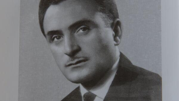 Георгий Гублия - Sputnik Абхазия