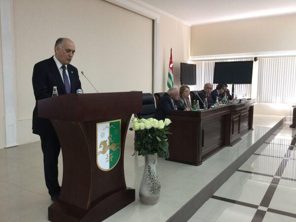 Конференция - Sputnik Абхазия