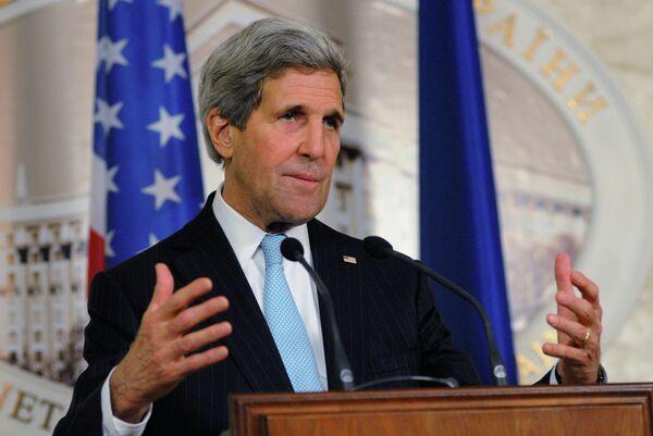 Визит Госсекретаря США Дж.Керри в Киев - Sputnik Абхазия