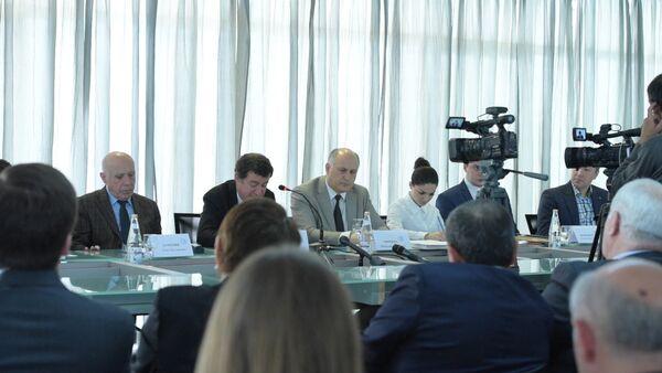 Эксперты обсудили перспективы взаимоотношений Абхазии и России - Sputnik Абхазия