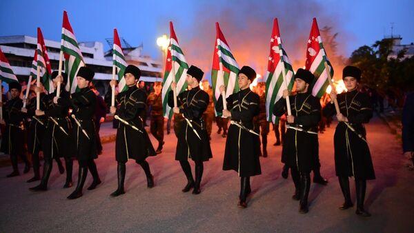 Вечер памяти жертв Кавказской войны в Сухуме - Sputnik Абхазия