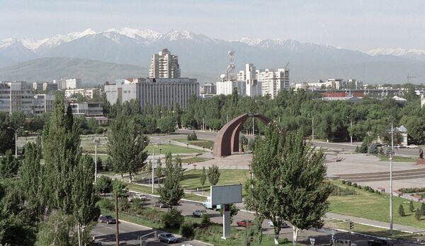 Бишкек - Sputnik Абхазия