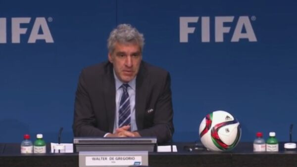Представитель ФИФА развеял слух об отмене ЧМ-2018 в России - Sputnik Абхазия