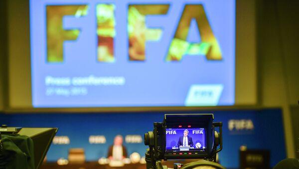 В Цюрихе арестованы чиновники ФИФА - Sputnik Абхазия