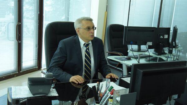 Гендиректор клиники ЭКО AltraVita Сергей Яковенко - Sputnik Абхазия