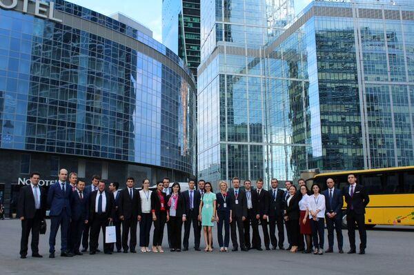 Второй форум молодых дипломатов стран СНГ, Абхазии и Южной Осетии. Фото с места события. - Sputnik Абхазия