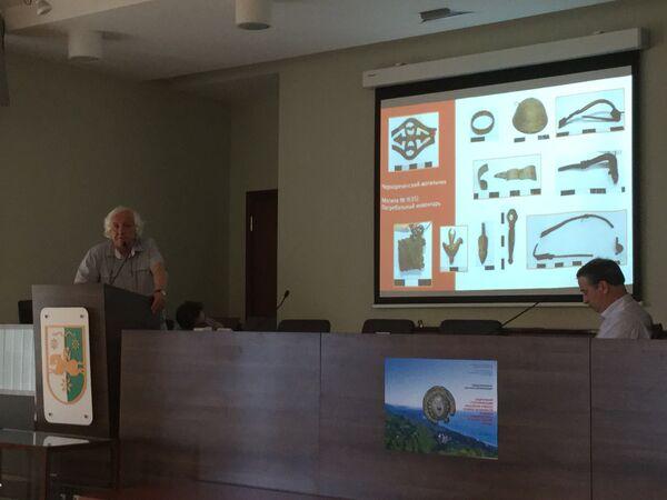 Единые методы археологических исследований обсудили ученые в Сухуме - Sputnik Абхазия