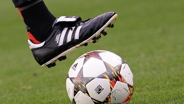 Футбол. Тренировка ФК Бавария - Sputnik Абхазия