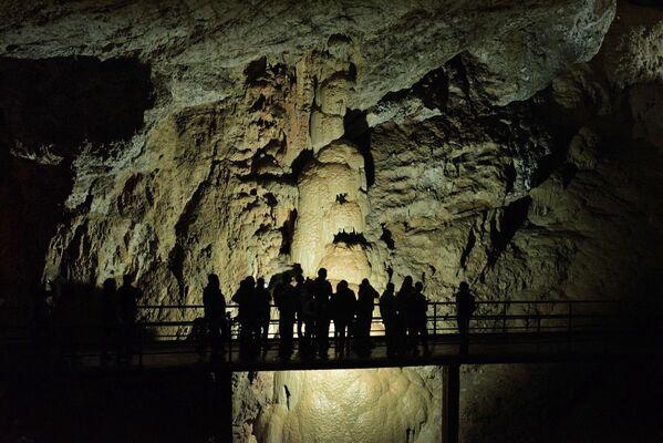 Новоафонская пещера - Sputnik Абхазия