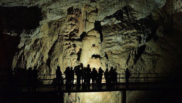 Ново-афонская пещера - Sputnik Абхазия