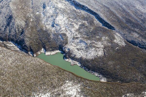 Озеро Амткел - Sputnik Абхазия
