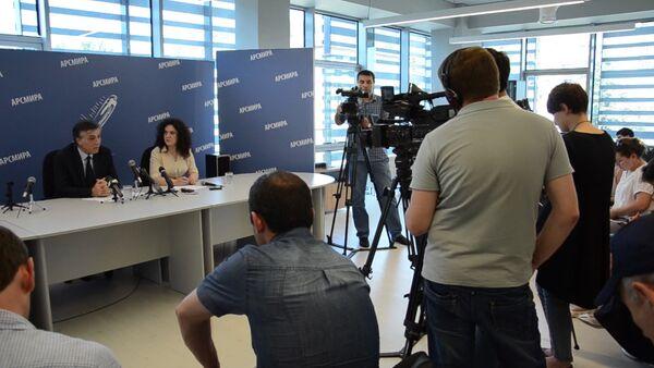 Андзор Гоов рассказал о планах реформирования в сфере медицины - Sputnik Абхазия
