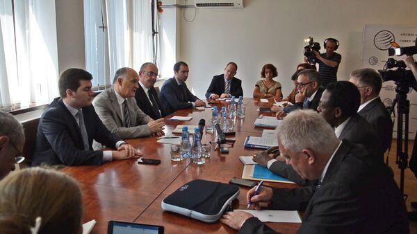 Вячеслав Чирикба: резолюция ООН добавляет нервозность в сложный диалог - Sputnik Абхазия