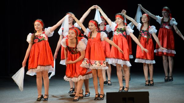 Концерт посвященный Дню России прошел в русском драм театре - Sputnik Абхазия