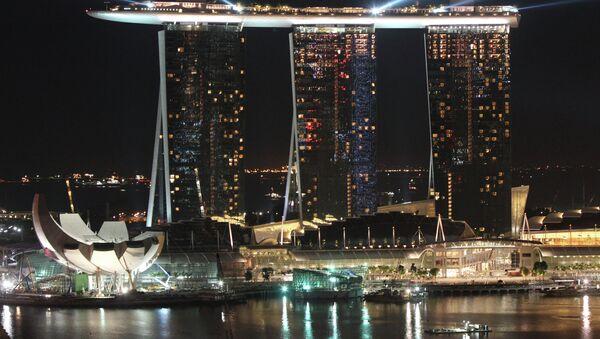 Города мира. Сингапур. Архивное фото. - Sputnik Аҧсны