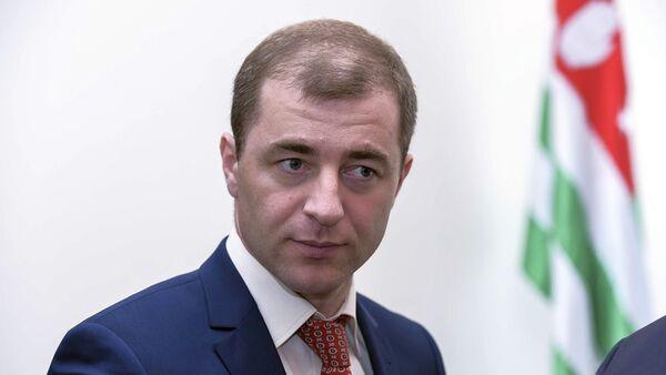 Адгур Ардзинба - Sputnik Абхазия