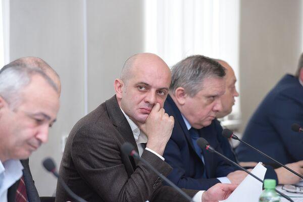 Алмас Джопуа - Sputnik Абхазия
