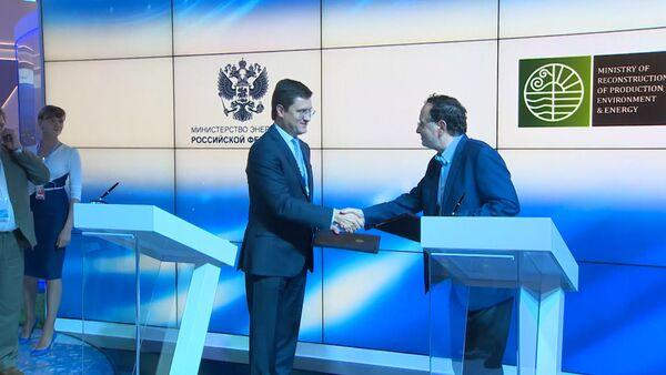 Новак о подписании с Грецией меморандума по Турецкому потоку: важное событие - Sputnik Абхазия
