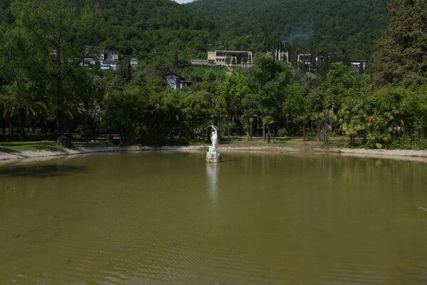 Приморский парк в Гагре - Sputnik Абхазия