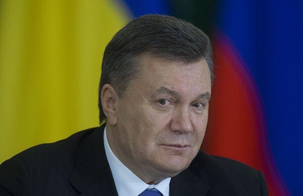 Янукович - Sputnik Абхазия