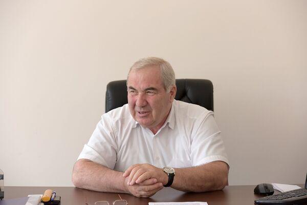 Нугзар Ашуба - Sputnik Абхазия