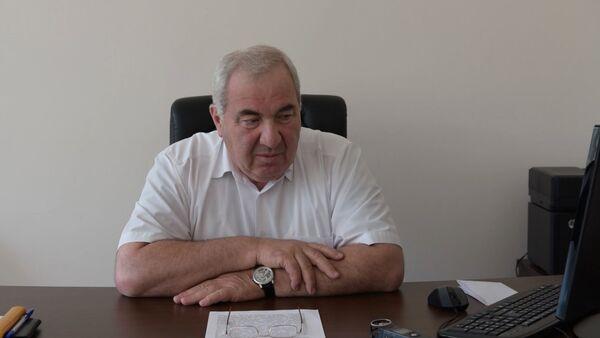 Нугзар Ашуба: депутат не должен прятаться за неприкосновенностью - Sputnik Абхазия
