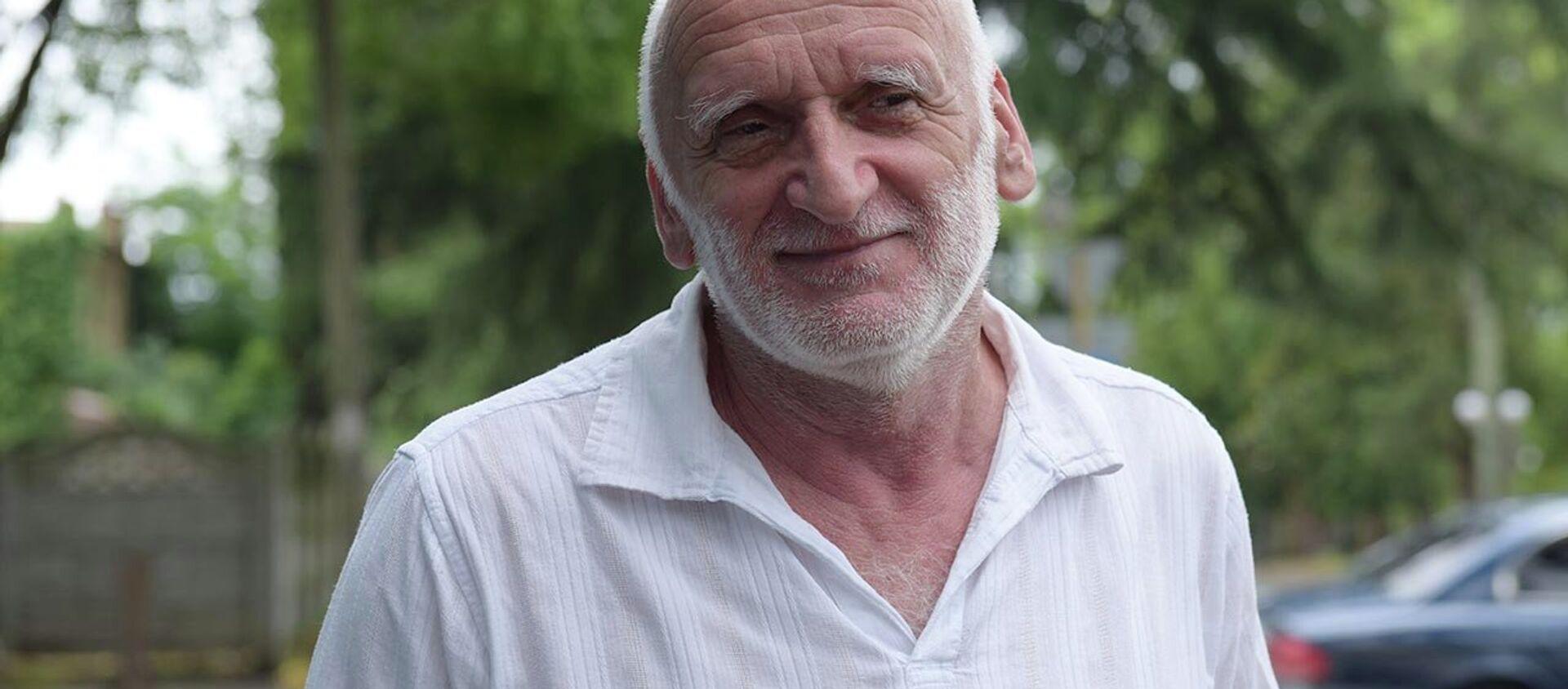 Актер Лаврик Ахба. - Sputnik Абхазия, 1920, 25.06.2015