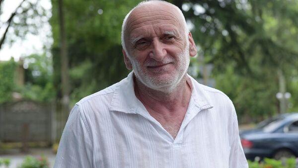 Актер Лаврик Ахба. - Sputnik Аҧсны