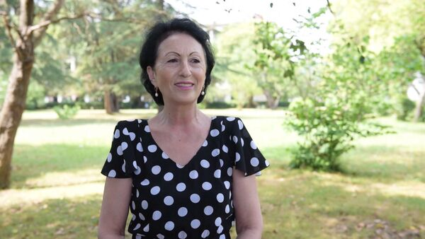 Майя Герзмава рассказала о роли семьи Бебия в культуре Абхазии - Sputnik Абхазия