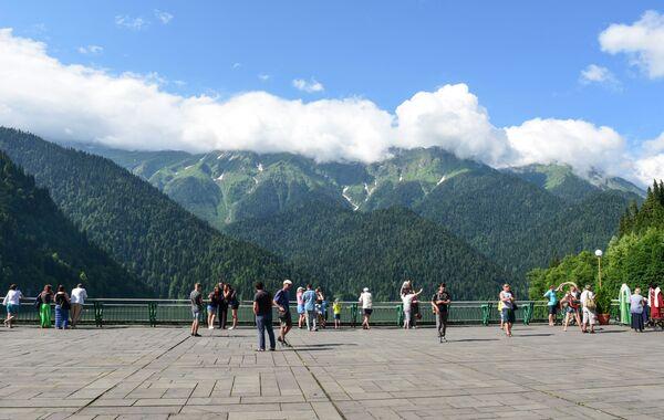Проект Абхазия глазами молодежи. - Sputnik Абхазия